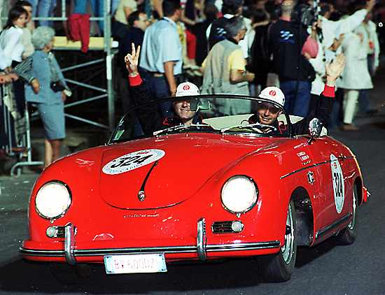Porsche 356 Speedster  1954 Danesi Paterlini
